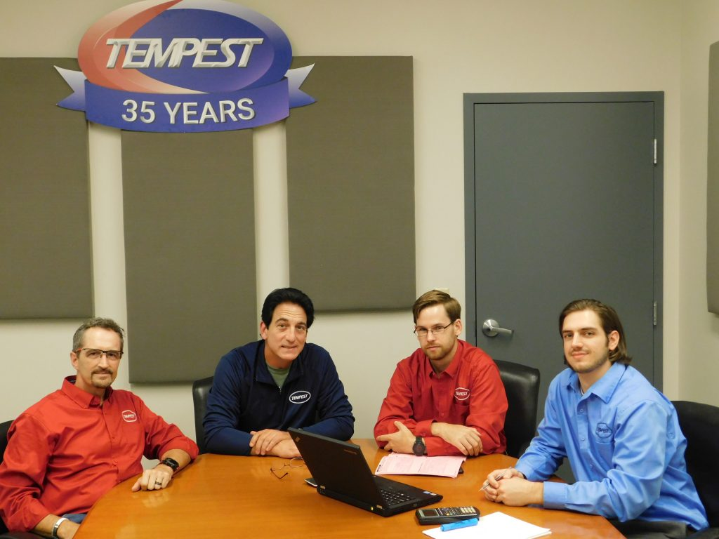 Engineering Services - Tempest Engineering