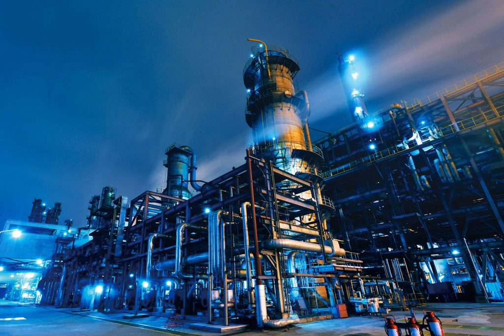 Industrial Refrigeration - Chemical Processing - Tempest
