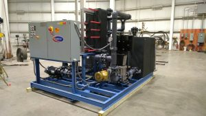 Chiller Pumping System - Tempest