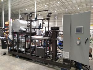 Combination System - Chiller & Heater - Tempest Engineering