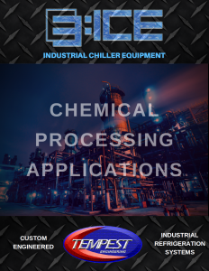 Chemical Processing Industrial Chillers - Tempest Engineering