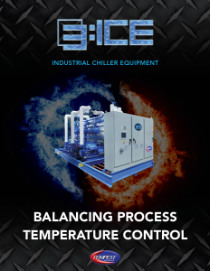 Industrial Chiller Equipment - Tempest Engineering