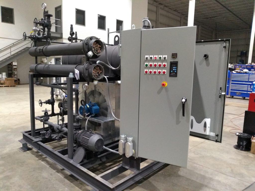 Hot Oil Unit - Tempest Engineering