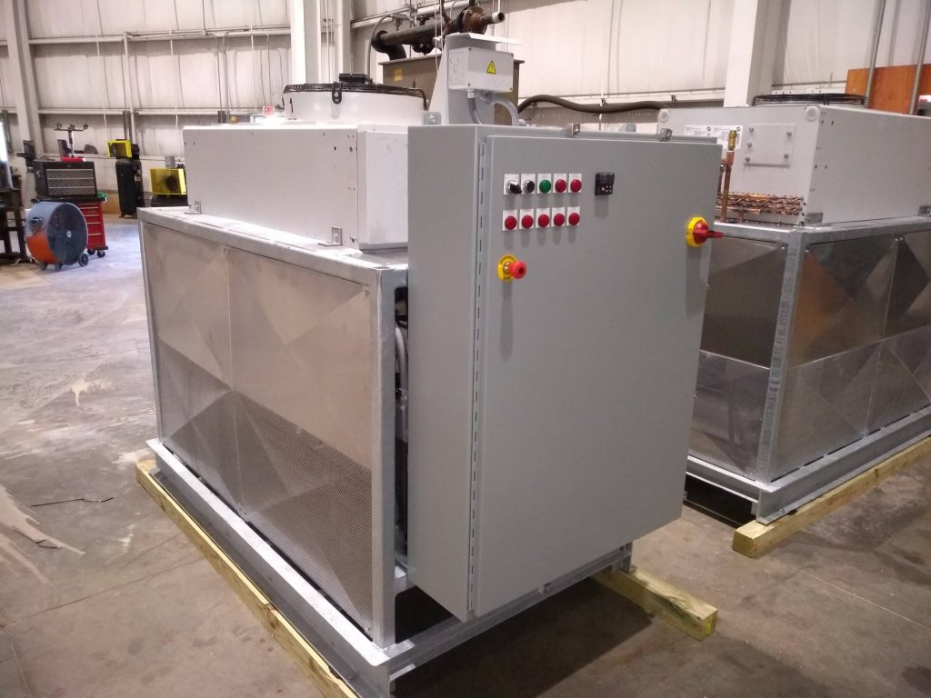 EXPLOSION PROOF CHILLERS - TEMPEST ENGINEERING