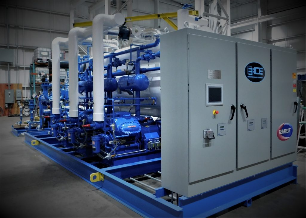 Ice Plant Chiller - Tempest Engineering