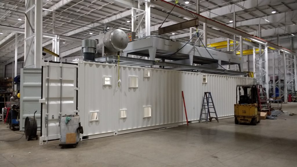 Low Temp Container System - Tempest Engineering