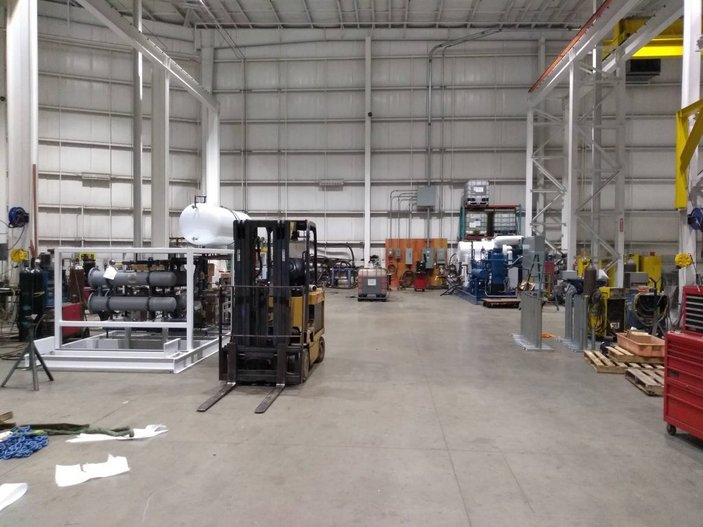 CHILLERS - TEMPEST ENGINEERING