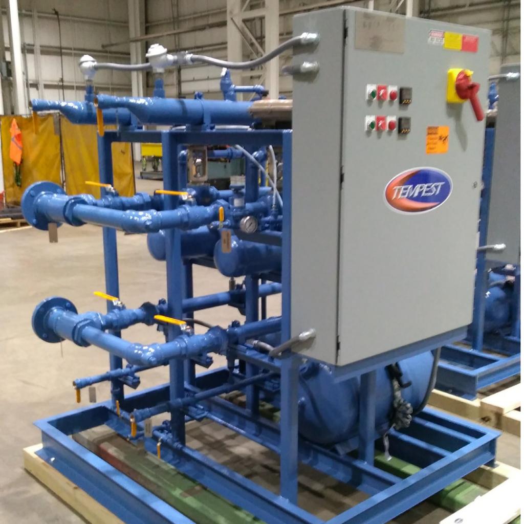 Temperature Control Unit - Tempest Engineering