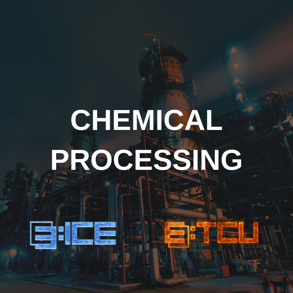 CHEMICAL PROCESSING CHILLERS - TEMPEST ENGINEERING