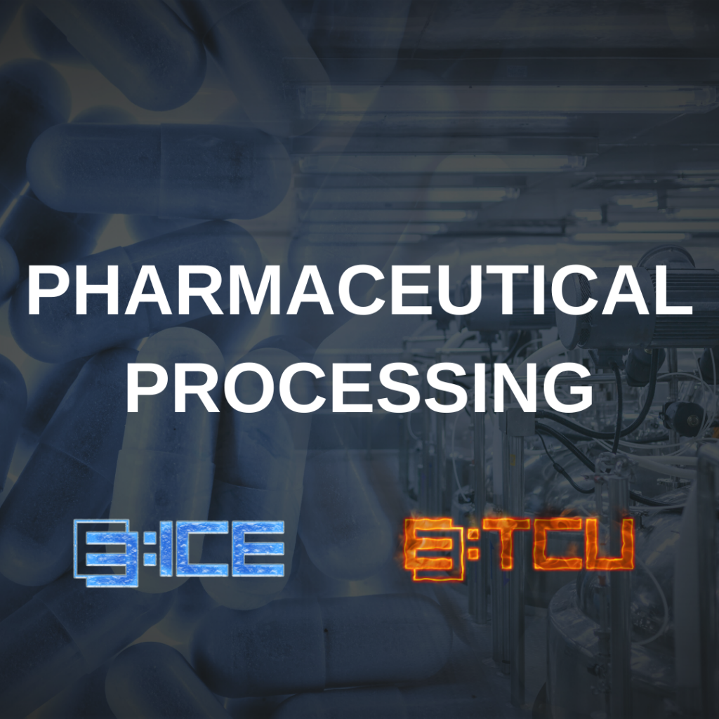 CHILLERS - PHARMACEUTICAL PROCESSING - TEMPEST ENGINEERING